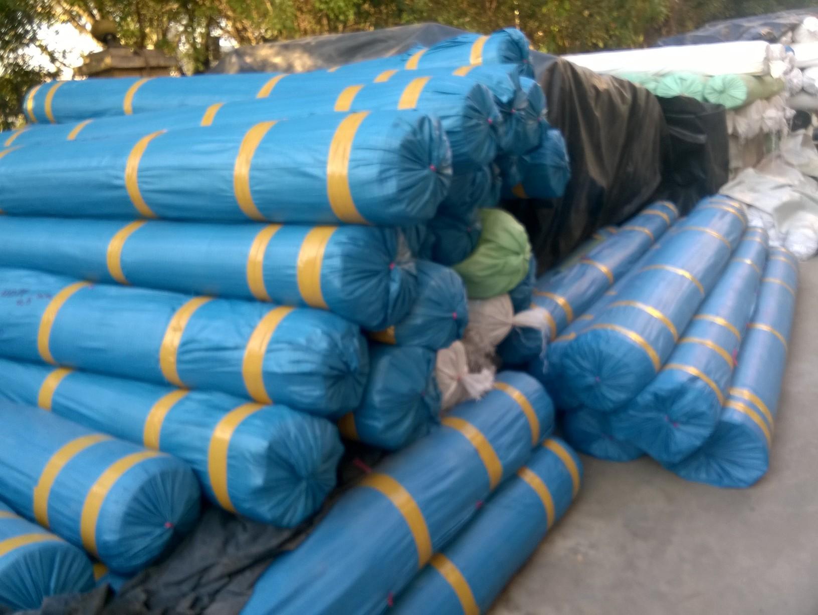 Bạt Lót Hồ Chứa Nước Nuôi Tôm, Nuôi Cá, Bạt Nhựa HDPE Lót Ao Chống Thấm Bình Dương
