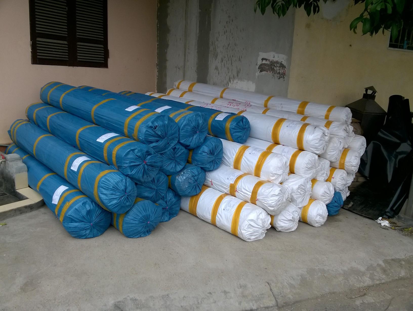 Giá Bạt Nhựa Lót Ao - Bảng Giá Bạt Phủ Lót Ao Hồ Nuôi Thủy Sản - Bạt HDPE Chống Thấm Nước