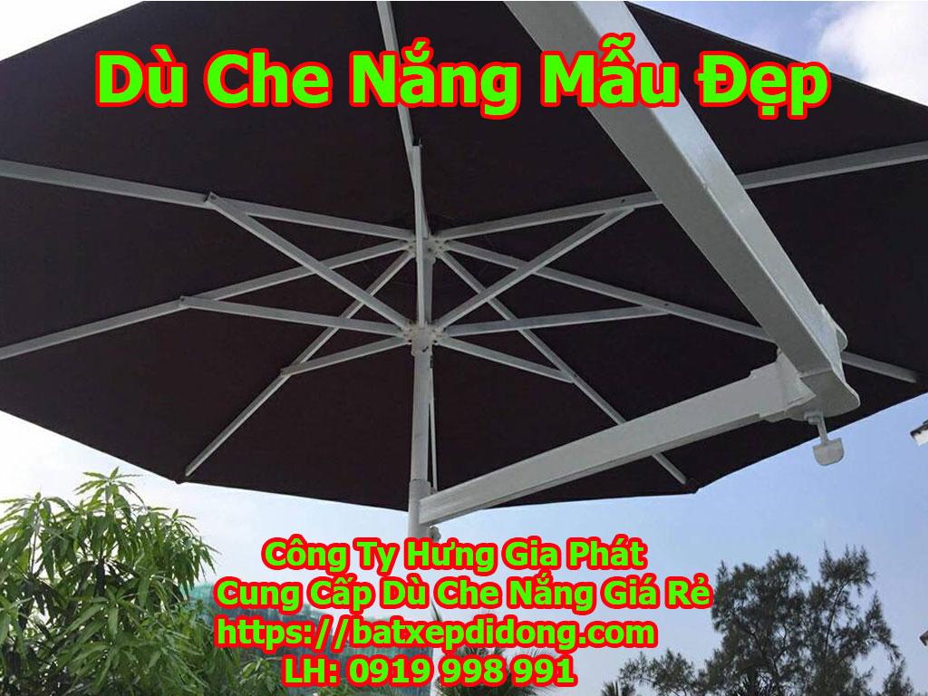 Bán Dù Che Nắng Lệch Tâm Tại Tây Ninh Giá Rẻ