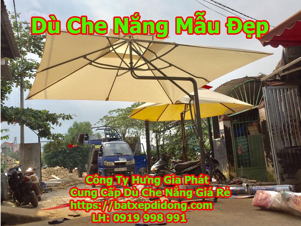 Bán Dù Che Nắng Lệch Tâm Tại Thừa Thiên Huế Giá Rẻ