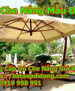 Bán Dù Che Nắng Lệch Tâm Tại Quảng Ninh Giá Rẻ