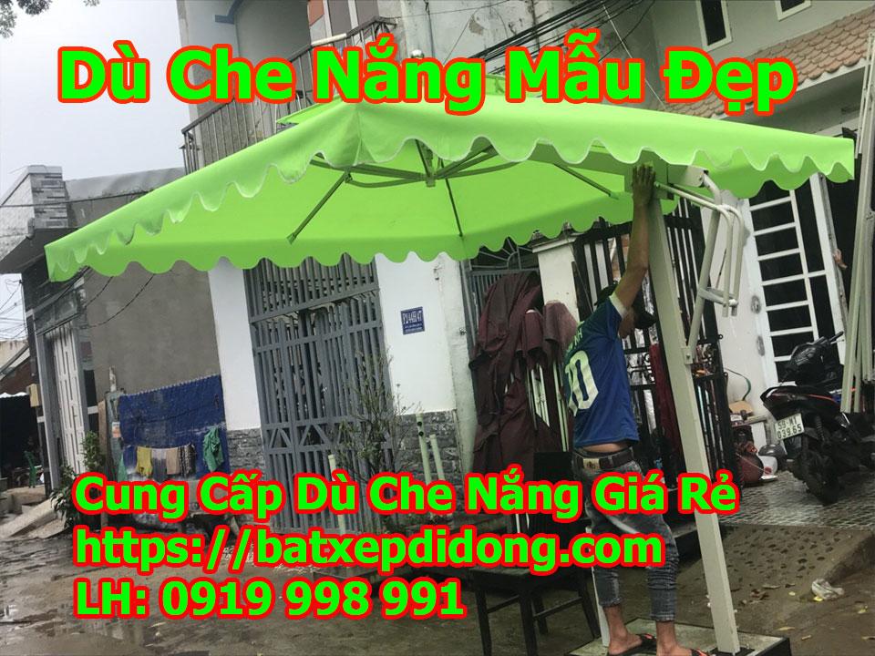 Bán Dù Che Nắng Lệch Tâm Tại Tuyên Quang Giá Rẻ