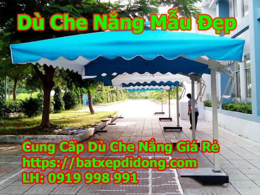 Bán Dù Che Nắng Lệch Tâm Tại Quảng Nam Giá Rẻ