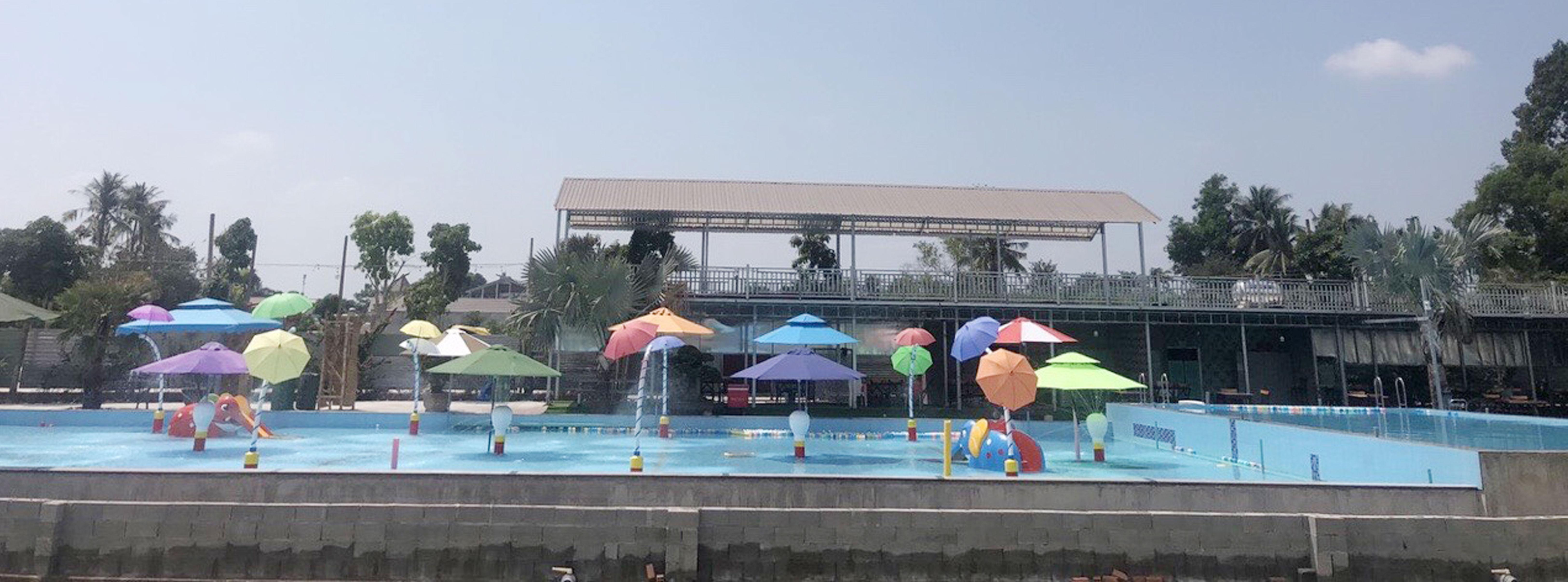 Dù Che Nắng Hồ Bơi Đẹp giá rẻ Hà Nội