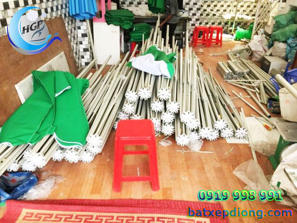 Cơ Sở Sản Xuất Dù Che Quán Cafe Bình Dương