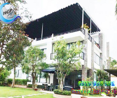Lắp Đặt Mái Che Xếp Sài Gòn Giá Rẻ